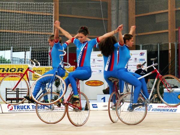 Sleduj online Cyklistika Sálová cyklistika: M ČR na ČT4 Sport!