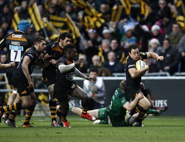 Sleduj online Rugby Northampton Saints - Harlequins na !