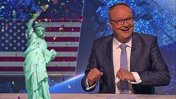 Sleduj online Aktuální dění, Magazín Heute-show na ZDF!