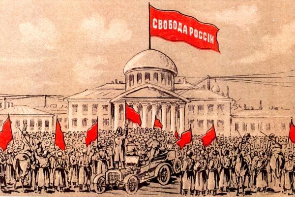 Sleduj online Historický 1917: Jak se dělá revoluce na ČT2!