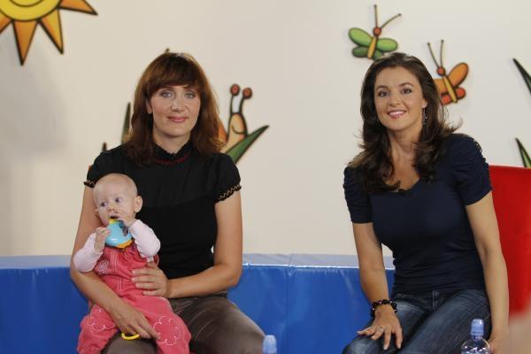Sleduj online vzdělávací Máme dítě na Barrandov News!