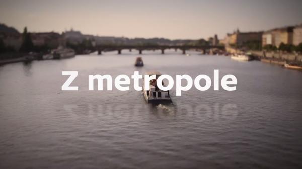 Sleduj online Magazín Z metropole na ČT24, ČT1!