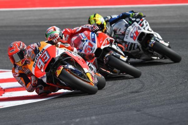 Sleduj online motocykly MotoGP - VC Thajska (závod Moto3) na Nova Sport 1!