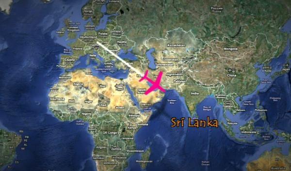 Sleduj online civilizace, cestování, přírodní svět Rituály Srí Lanky na !