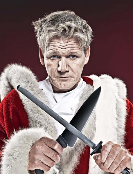 Sleduj online Vaření Gordon Ramsay: Vánoční rodinné vaření na Prima LOVE!