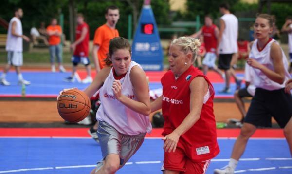 Basketbal: Chance 3x3 Tour Kroměříž