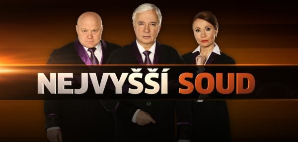 Sleduj online Reality TV Nejvyšší soud na Barrandov Krimi!