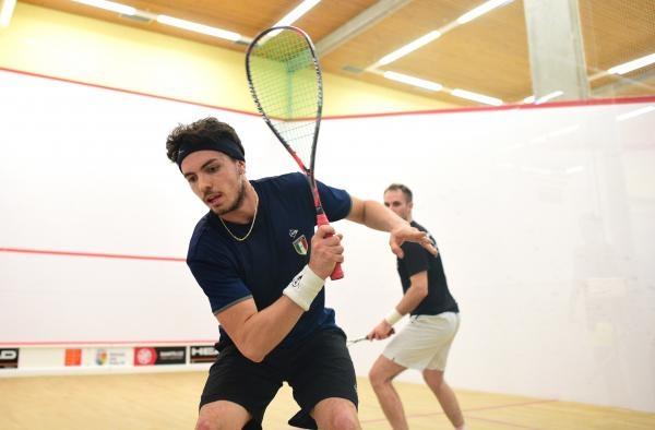 Sleduj online Squash Sport v regionech: Squash Czech Open. Praha na !