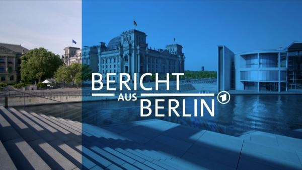 Sleduj online Magazín, Politika Bericht aus Berlin na ARD!