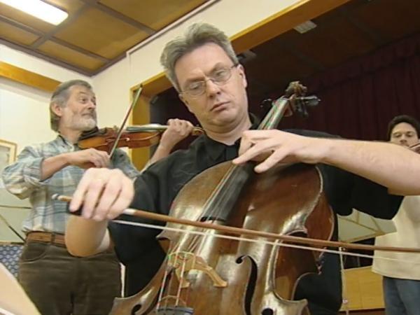 Jan Škrdlík violoncellista