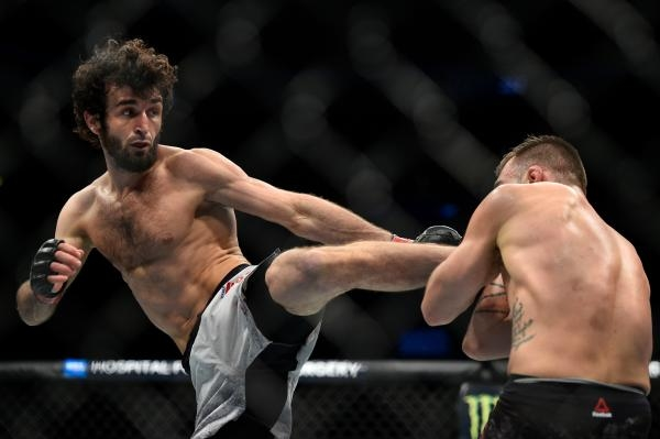 UFC Fight Night: Magomedsharipov vs. Kattar