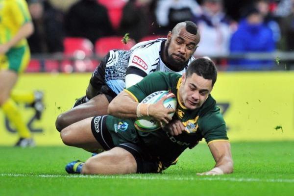 Sleduj online rugby Ragby: Austrálie - Fidži na !