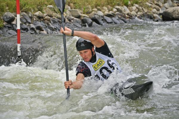 Vodní slalom: SP 2019 Slovensko