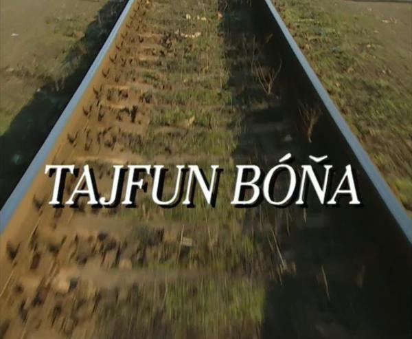 Tajfun Bóňa