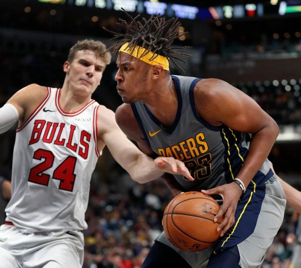 Indiana Pacers - Chicago Bulls 4.11.2019
