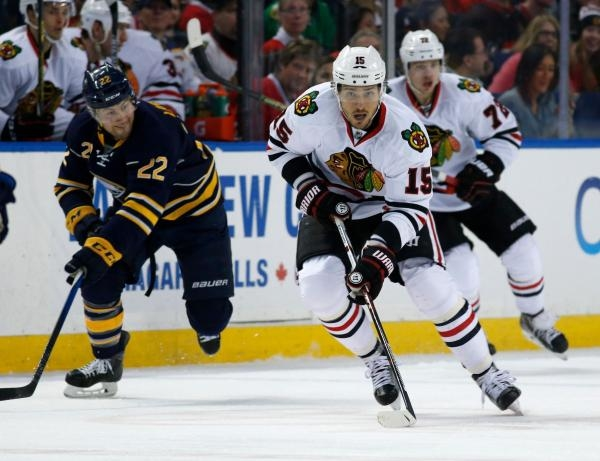 Chicago Blackhawks - Buffalo Sabres