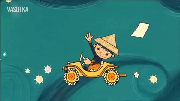 Sleduj online Animovaný Večerníček na ČT2, ČT :D, STV2!