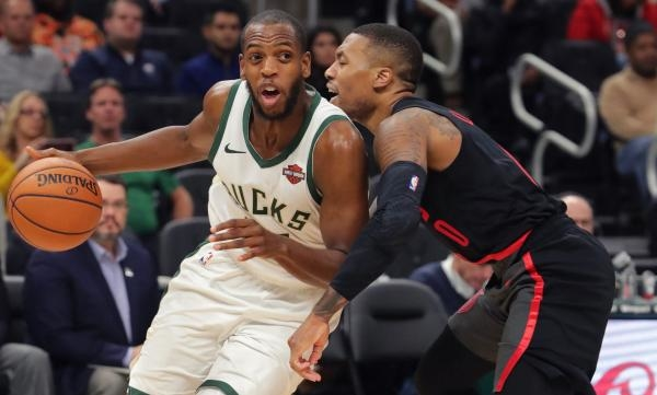 Milwaukee Bucks - Portland Trail Blazers