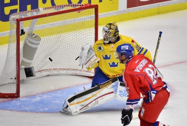 Sleduj online Lední hokej Hokej: Švédsko - Česko na ČT4 Sport!