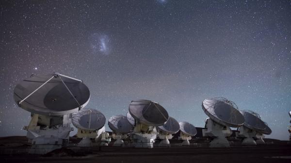 Nejvýkonnější vesmírné teleskopy
