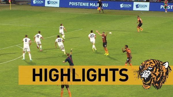 Highlighty Európskej ligy