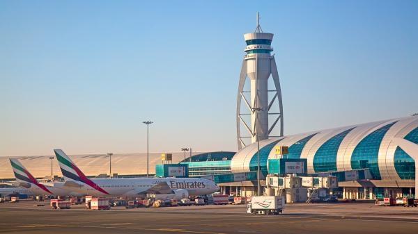 Jedinečná letiště - Dubai