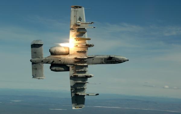 Letečtí válečníci!