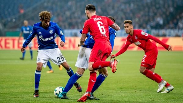Sleduj online Fotbal DFB-Pokal Highlights na !