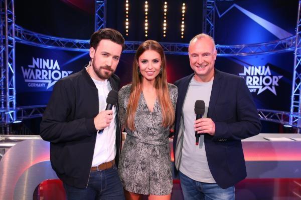 Sleduj online soutěž Ninja Warrior Germany - Die stärkste Show Deutschlands na !