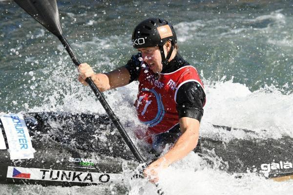 Vodní slalom: SP 2019 Slovinsko