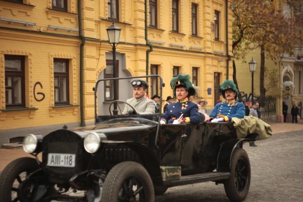 Sleduj online Historický, Válečný Velká válka na ČT2!