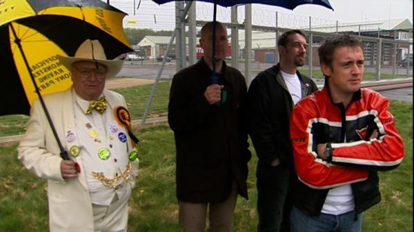 Top Gear speciál: Nejlepší závody