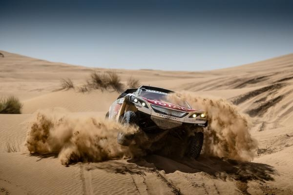 Sleduj online Motorové sporty Motorismus: Rallye Maroko na ČT4 Sport!