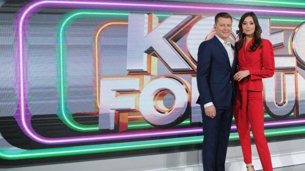 Sleduj online Soutěž Koło fortuny na TVP2!