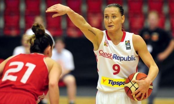 Basketbal: Česko - Rumunsko