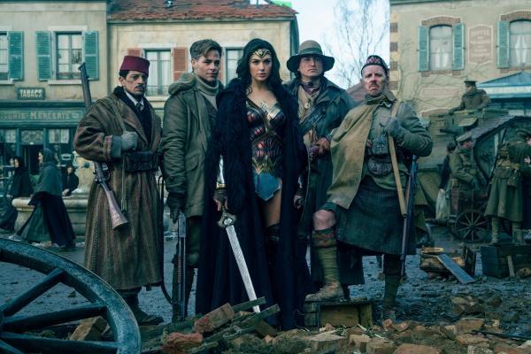Sleduj online  Film o filmu Wonder Woman na HOROR FILM!