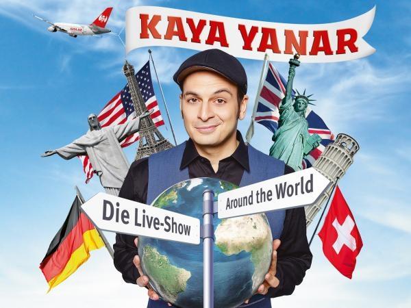 Sleduj online Komedie, Cestování Kaya Yanar live! Around the World na !