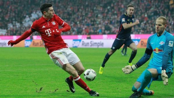 Sleduj online fotbal RB Lipsko - Bayern Mnichov na !