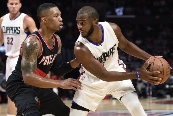 Sleduj online Basketbal Los Angeles Clippers - Portland Trail Blazers na Nova Sport 2!