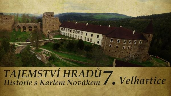 Sleduj online Historický TAJEMSTVÍ HRADŮ - Historie s Karlem Novákem na KinoSvět!