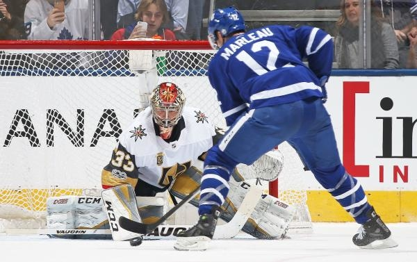 Toronto Maple Leafs - Vegas Golden Knights 8.11.2019