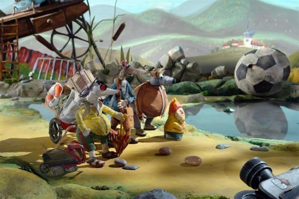 Sleduj online Animovaný Večerníček na ČT :D, ČT2, STV2!