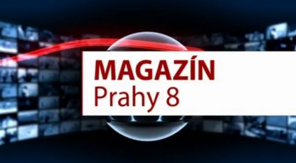 Sleduj online Magazín Expres Prahy 8 na PRAHA TV!