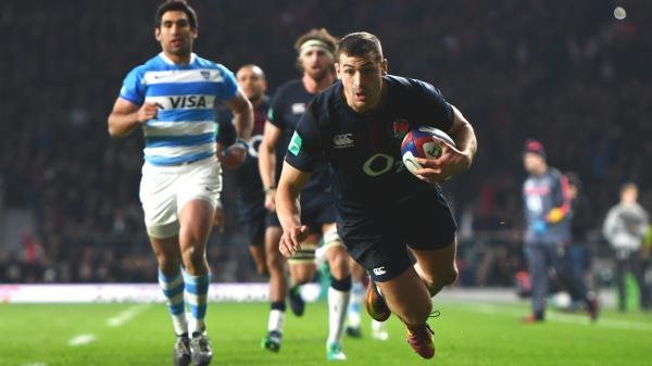 Sleduj online rugby Ragby: Anglie - Argentina na ČT4 Sport!