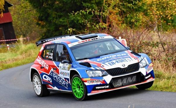 Sleduj online Motorové sporty Svět motorů: PARTR Rally Vsetín na ČT4 Sport!