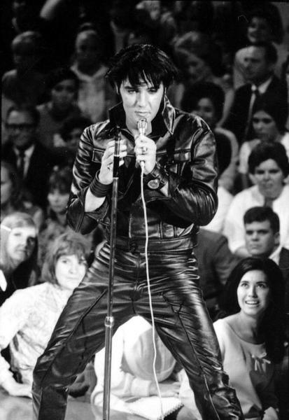 Elvis Presley: Léto 1956