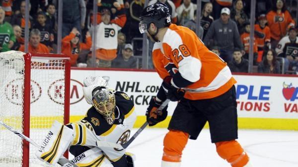 Boston Bruins - Philadelphia Flyers