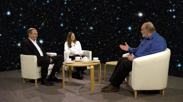 Sleduj online vzdělávací Hlubinami vesmíru s manželi Kubátovými, 1. díl na !