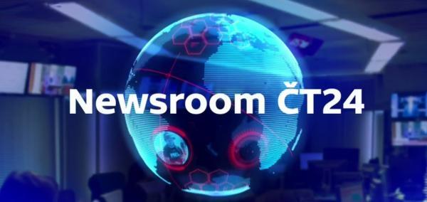 Sleduj online Zprávy Newsroom ČT24 na ČT24!