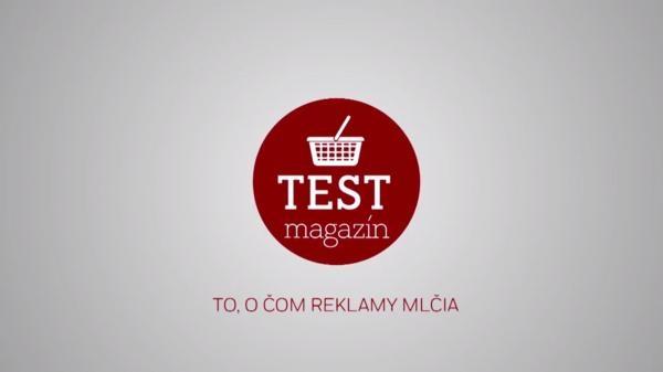 Dokument Test magazín